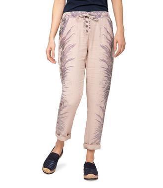 Letní kalhoty STO-1904-1598 blush sand