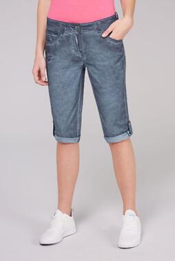3/4 kalhoty STO-2102-1844 moroccan blue
