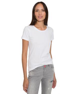 Basic Soccx - bílé tričko SPI-1855-3153