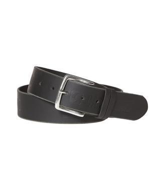 Kožený pásek 999-6128 black