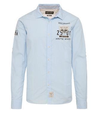 košile CCB-1808-5757 arctic blue