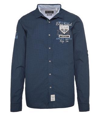 košile CCB-1808-5757 blue navy