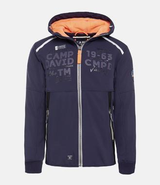 Softshellová bunda CCB-1811-3076 cool navy