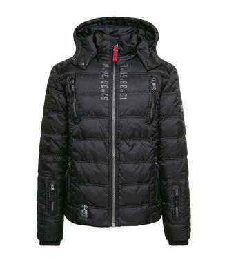 péřová bunda CCB-1855-2787-1 black