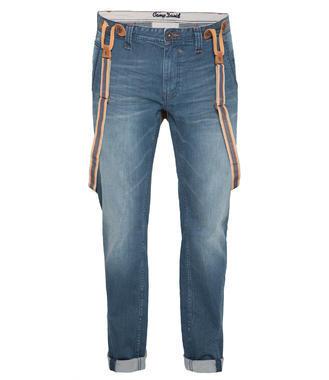 L00 džíny CCD-1808-1864 blue