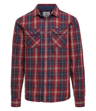 Košile CCD-1808-5862 vintage red