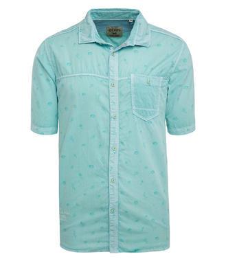 Košile CCD-1904-5486 aqua green