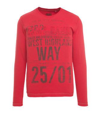 červené tričko CCG-1709-3797
