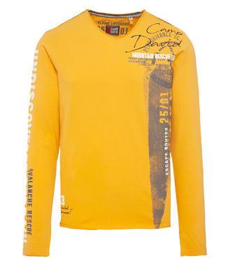 tričko 1/1 CCG-1809-3802 yellow