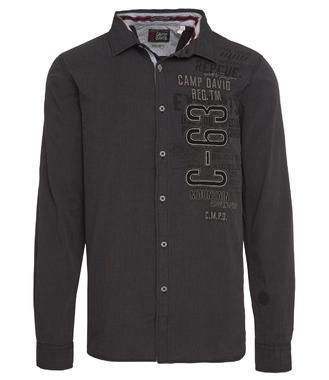 košile CCG-1809-5816-1 black