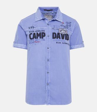 Košile CCG-1901-5116 blue water