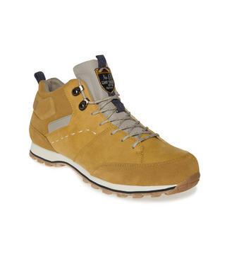 žluté kožené boty Camp David