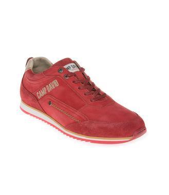 tenisky CCU-1855-8998 vintage red
