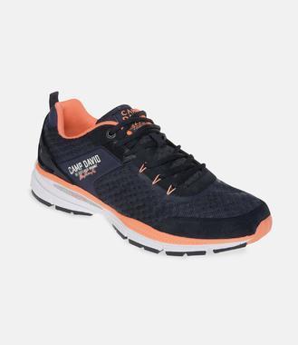 Běžecké boty CCU-1900-8646 navy/orange