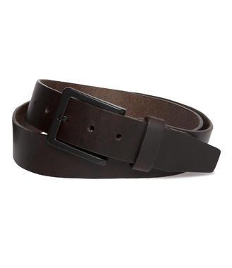 Pásek kožený CHS-1701-8023-2 dark brown