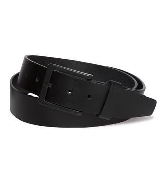 Pásek kožený CHS-1705-8023-1 black