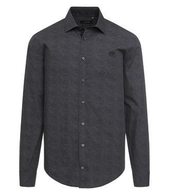 Košile CHS-1808-5003 black