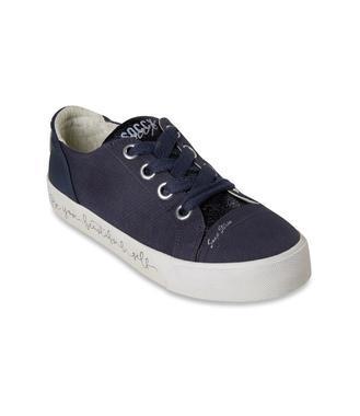 Plátěné tenisky SCU-1900-8634 blue navy