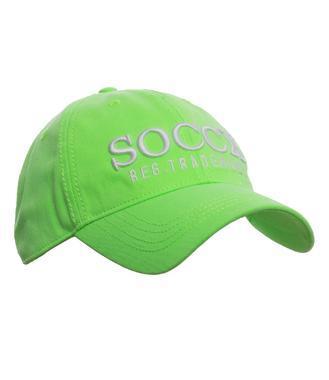 Kšiltovka SCU-1900-8902 neon green