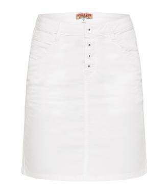 sukně SDU-1855-7318 optic white