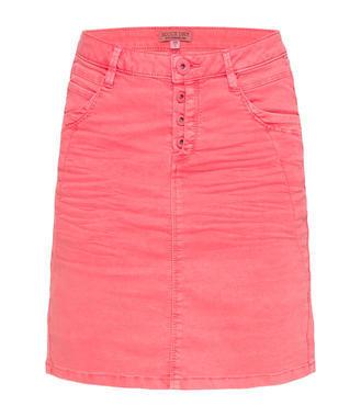 sukně SDU-1855-7318 pink coral