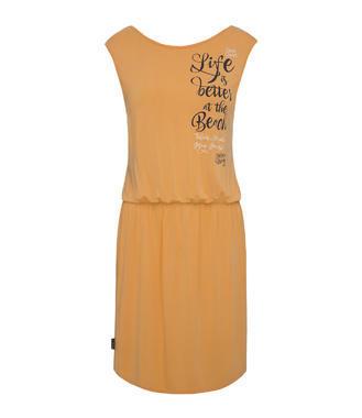 Sportovní oranžové šaty Soccx Spirit Riviera Maya