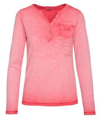 Tričko SPI-1809-3903 creamy red