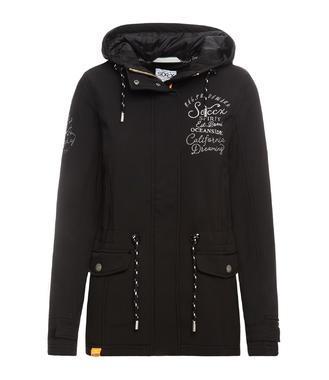 Softshellová bunda SPI-1900-2170 black