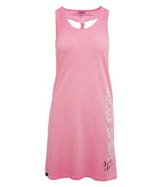 Šaty SPI-1904-7546 signal pink