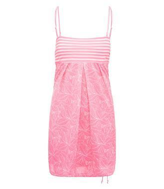 Letní šaty SPI-1904-7547 signal pink