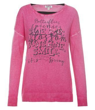 Svetr STO-1902-4216 Sweet Pink