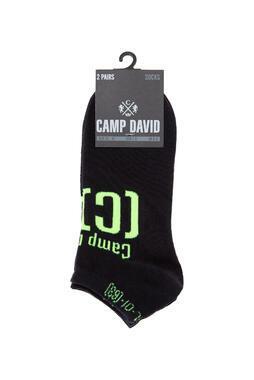 Ponožky CCB-2102-8773 black