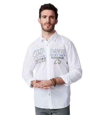 Košile CCU-1900-5610 Opticwhite