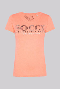 Tričko SPI-2100-3603-4 spicy orange