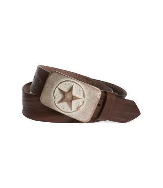 pásek SCU-9999-8431 dark brown
