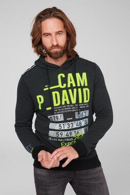 sweatshirt wit CB2108-3204-21 - 1/7