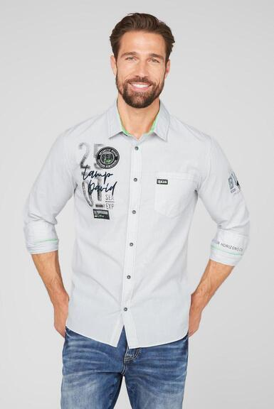 Košile CB2108-5207-11 opticwhite|XXL - 1