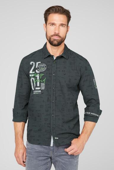 Košile CB2108-5216-11 black|XXL - 1