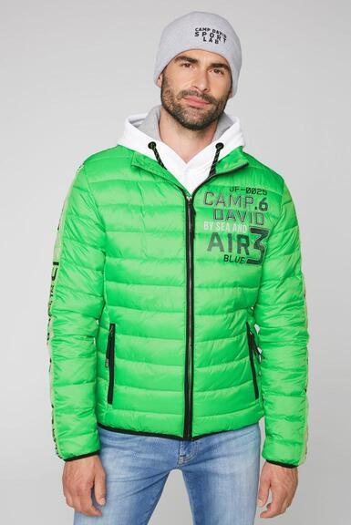 Bunda CB2155-2237-61 electric green|XL - 1