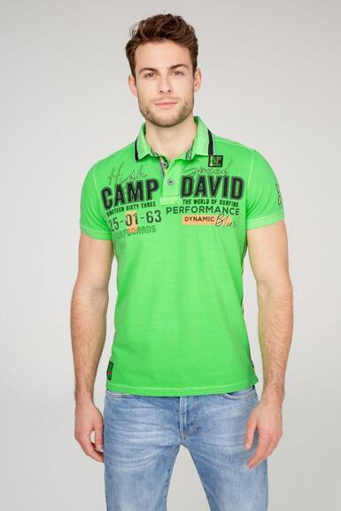 Polotričko CCB-2102-3776 tech green|XL - 1