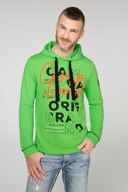 sweatshirt wit CCB-2102-3778 - 1/6