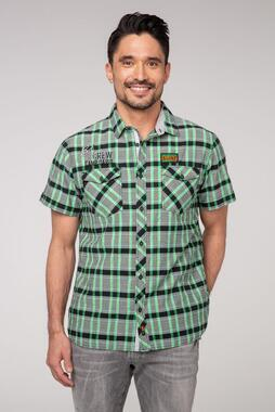 shirt 1/2 chec CCB-2102-5781 - 1/7
