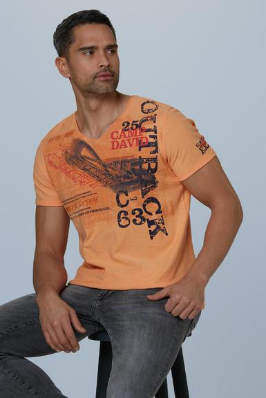 Tričko CCG-2003-3703 desert orange|M - 1