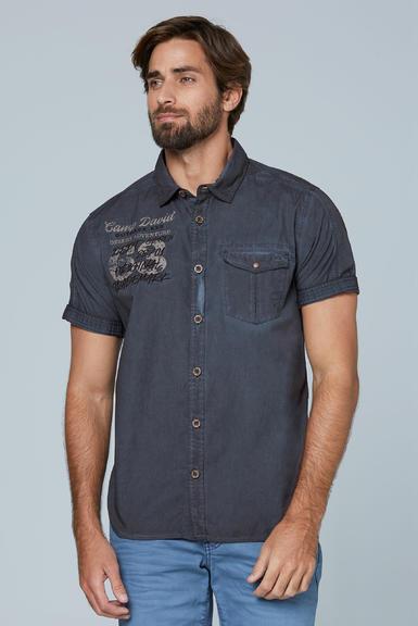 Košile CCG-2003-5713 raw blue|M - 1
