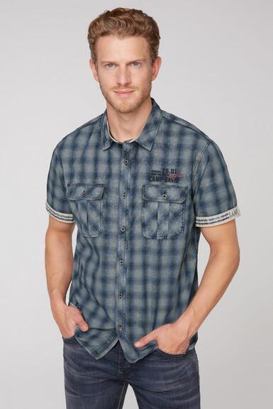 Košile CCG-2012-5675 wild khaki/black|XXL - 1