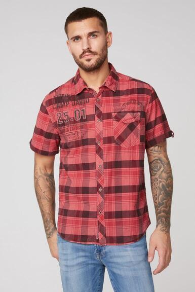 Košile CCG-2012-5676 powder red|L - 1