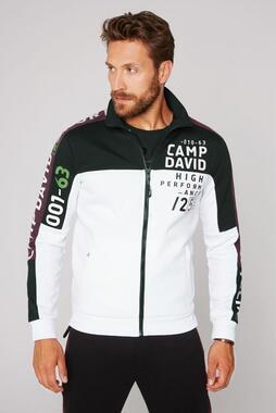 sweatjacket CS2108-3251-21 - 1/7