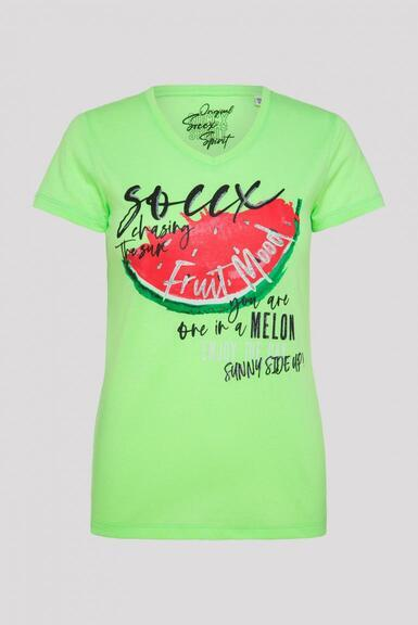 Tričko SP2100-3379-22 lemon drop|M - 1