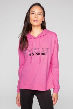 sweatshirt wit SP2108-3356-31 - 1/7