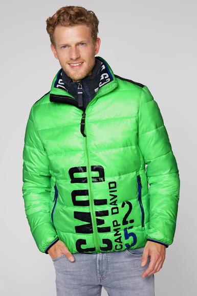 Bunda CCB-2055-2283 neon green|XXXL - 1
